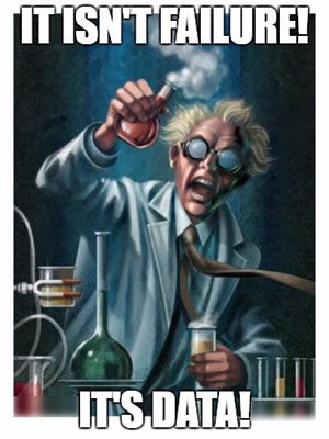 the crazy scientist